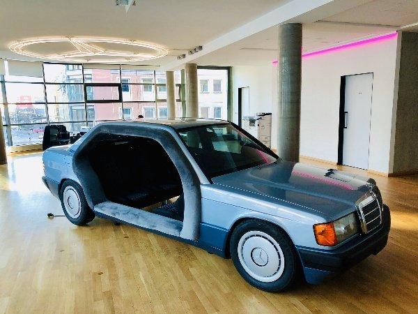 1991-Mercedes-Benz-190-Meeting-Room-Ad-Agency-Antoni