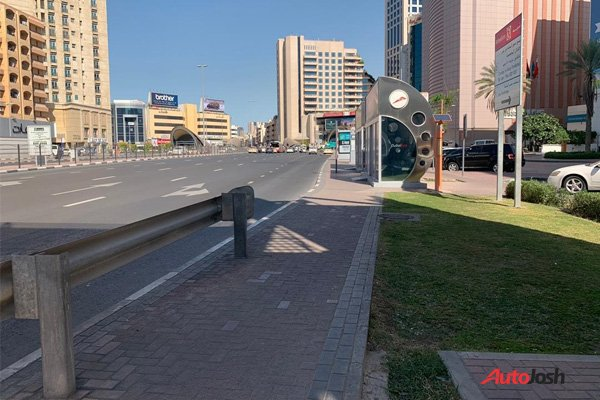 Bus Stop Shelters In Dubai