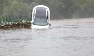 Centurion-South-Africa-Mercedes-Benz-C-Class-Flood