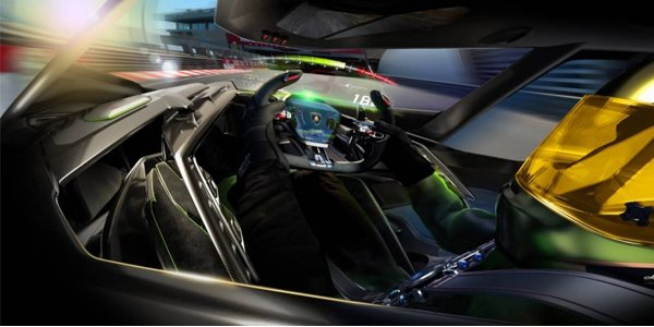 Lamborghini Lambo V12 turismo