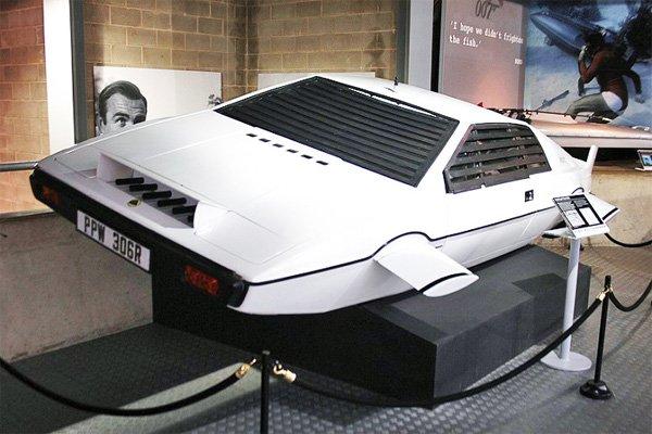James Bond Submarine CarLotus Esprit S1