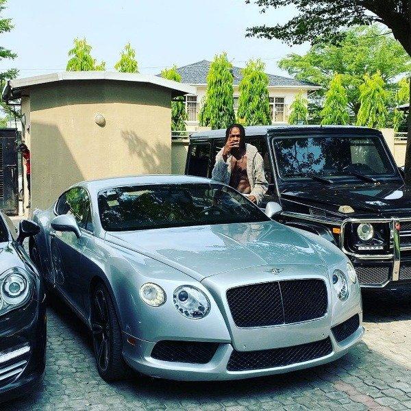 Naira-Marley-Luxury-supercars-car-theft