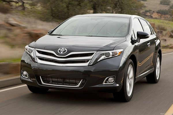 Toyota Venza Car Theft in Nigeria