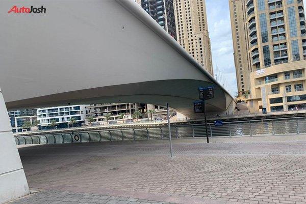 Under Flyover Bridges Dubai