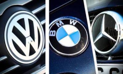 Volkswagen-BMW-Daimler