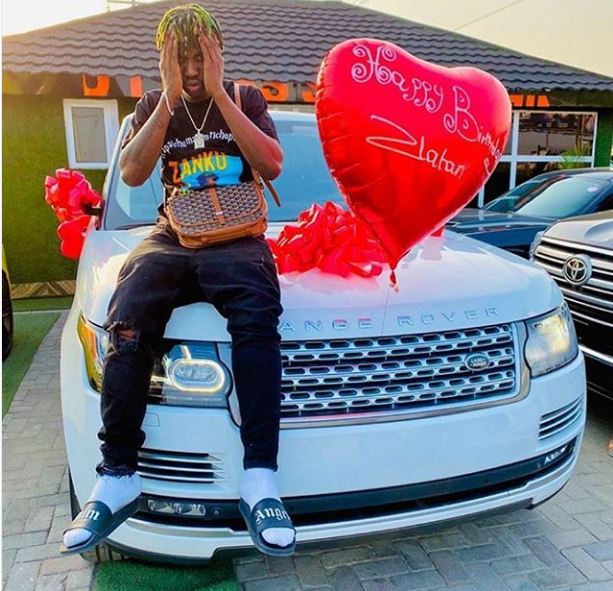 7 Amazing Cars Owned By Zlatan Ibile