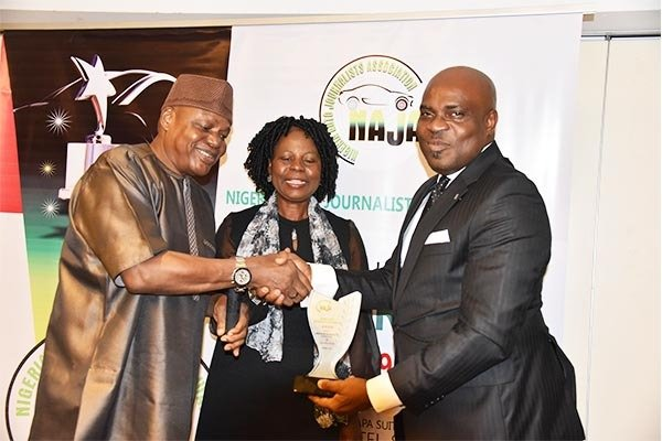 Abiona Babarinde Of Coscharis Group Wins Marketing And Corporate Communications Award