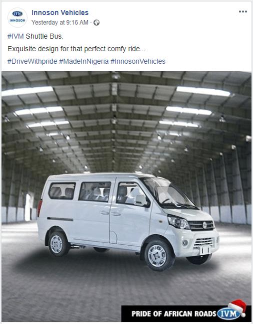 IVM Unveils New Shuttle Bus (Photo)