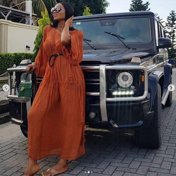 Wofaifada Acquires A Mercedes Benz G-Wagon