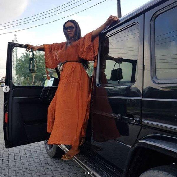 Wofaifada, Acquires A Mercedes Benz G-Wagon