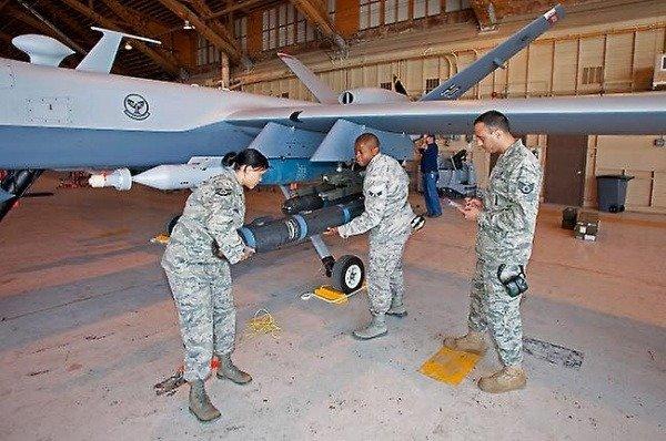 Morocco-africa-MQ-9-reaper-drone-iranian-soleimani