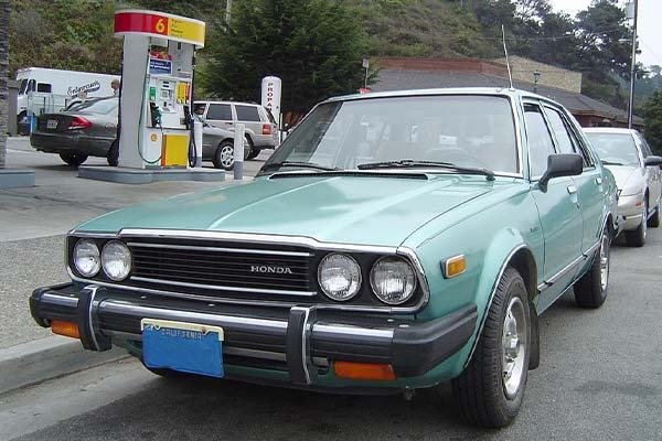 Amazing Photos Of How Honda Accord Has Changed From 1976 To 2020