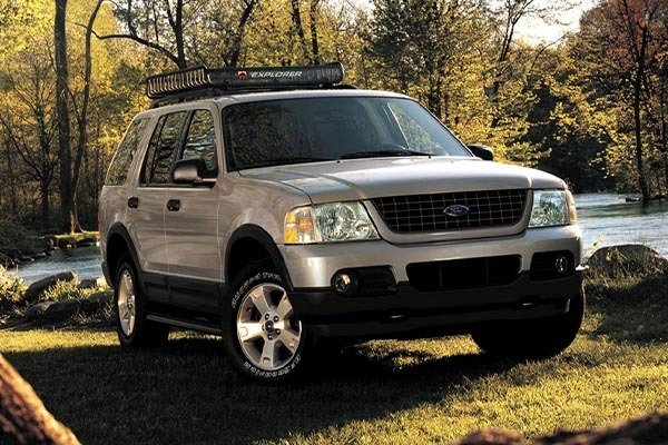 See How Ford Explorer Has Changed From 1991 to 2020