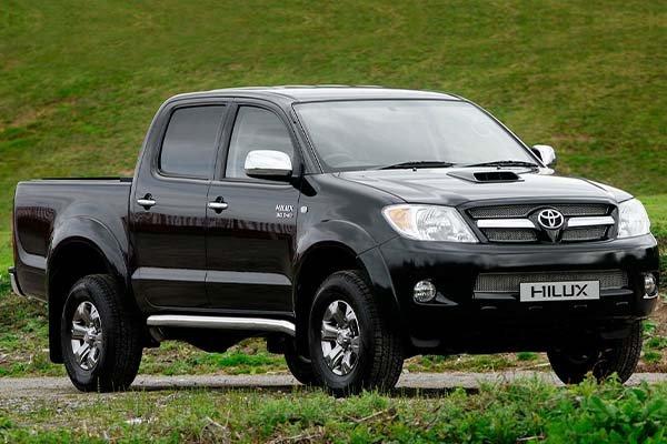 Toyota Hilux Evolution autojosh