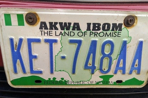 Akwa Ibom State Plate Number Codes