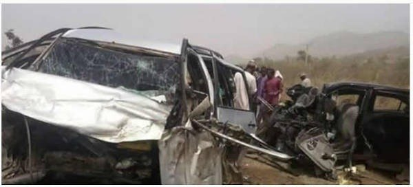 Four Die, Others Sustain Injuries In Lagos-Ibadan Expressway Accident