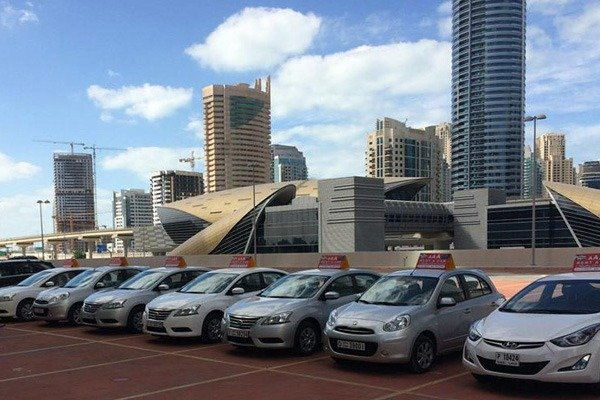 Public Transportation In Dubai