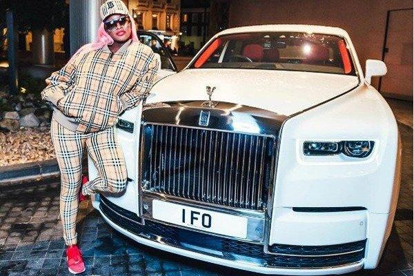 Femi Otedola's Rolls-Royce Phantom VIII Autojosh