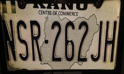 Kano State Plate Number Codes