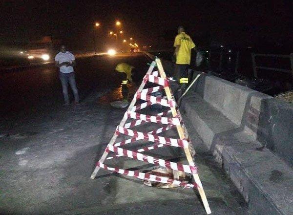 Lagos Manhole Complain