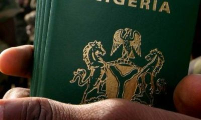 Nigeria-passport-Henley-Passport-Index