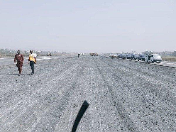 akanu ibiam airport renovation