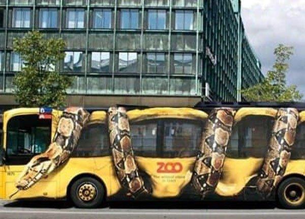 17 Unbelievable Artworks On Vehicles