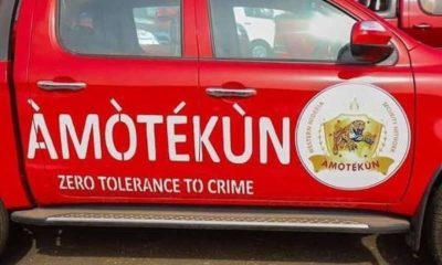 Oyo Amotekun leader dies in accident after crashing his notorcycle while trying to avoid pothole - autojosh