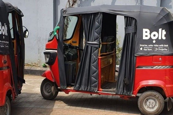 Bolt Rolls Out New Feature, Launches Tricycle Category In Uyo