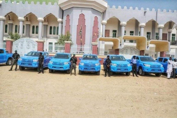 borno-state-governor-patrol-vehicles