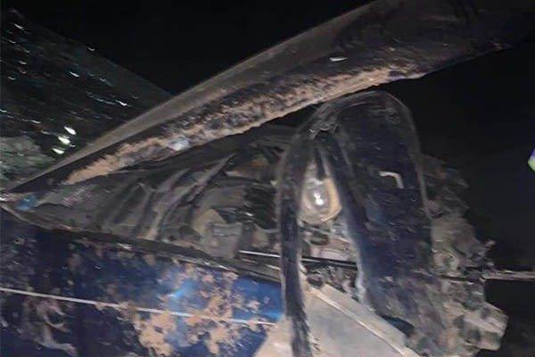 Christian Obodo, Ex Super Eagles Star Escapes Car Crash