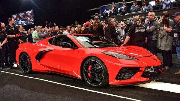 First-ever-Lexus-LC-500-convertible-auction-$2million