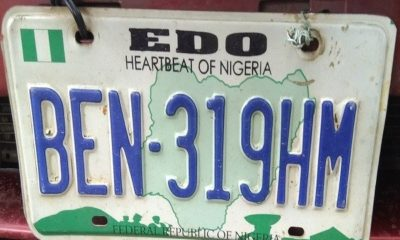 edo state plate number codes