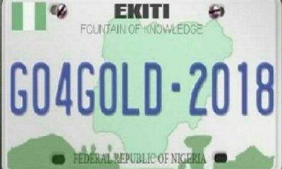 Ekiti State Plate Number Codes