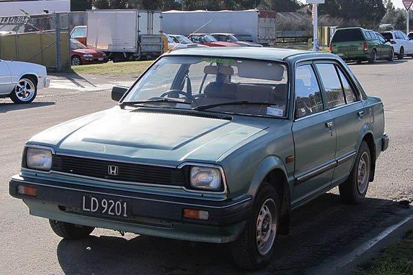 2nd Generation (1979-1983)