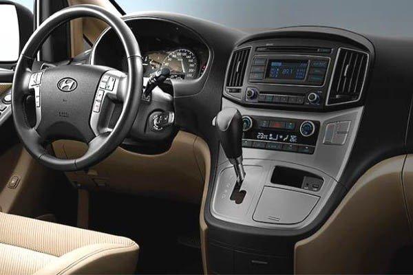 2020 Hyundai H-1