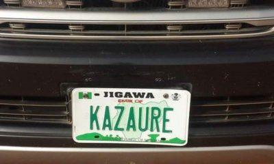 jigawa number plate codes