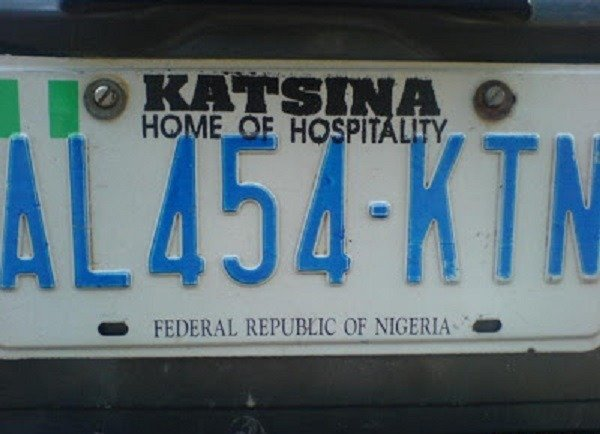 katsina state plate number codes