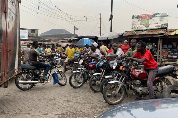lagos accidents okada
