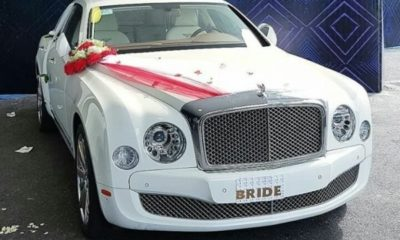 Linda ikeji sister wedding