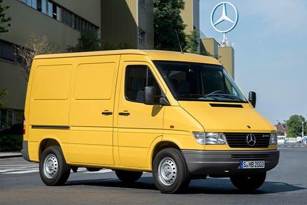 Mercedes-Benz Sprinter Celebrates 25 Years