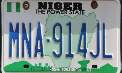 Niger State Plate Number Codes