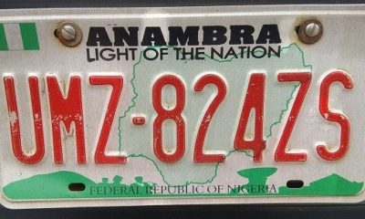 anambra state plate number codes