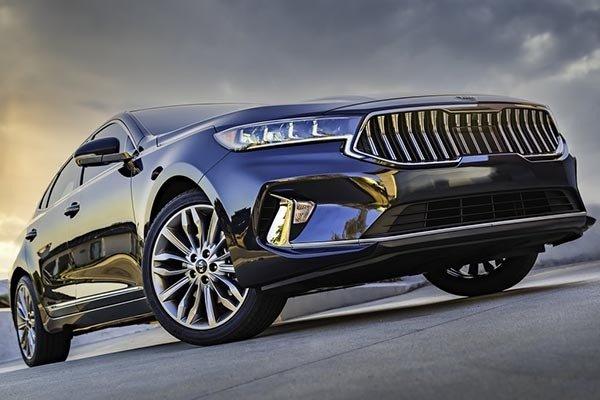 2020 kia cadenza unveiled (photos and details) - autojosh