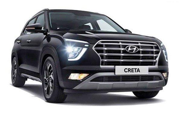 Hyundai Launches 2021 Creta SUV
