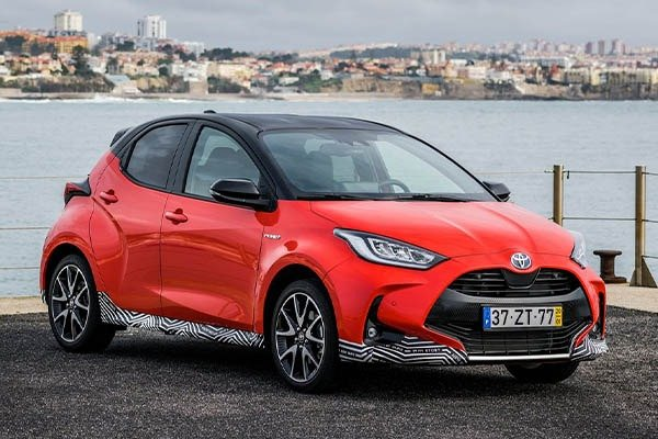 2021 Toyota Yaris Finally Launched (Photos)