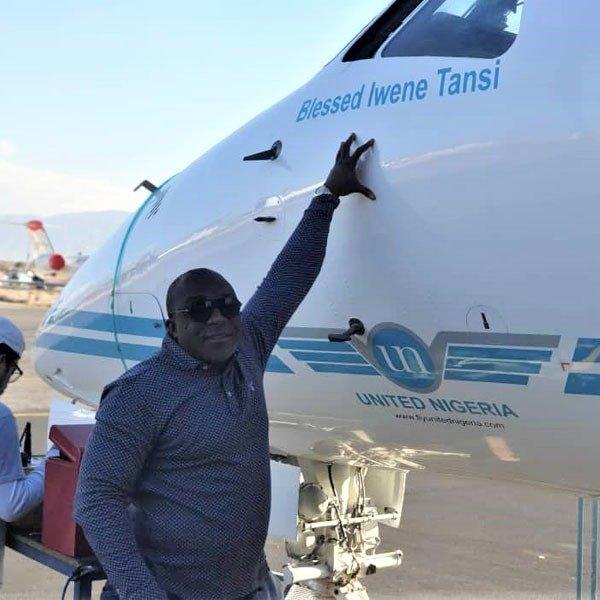 Okonkwo set to float airline
