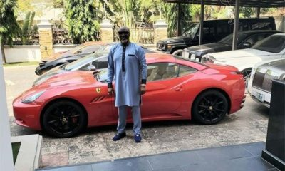 speed-darlington-critisize-dino-melaye-cars
