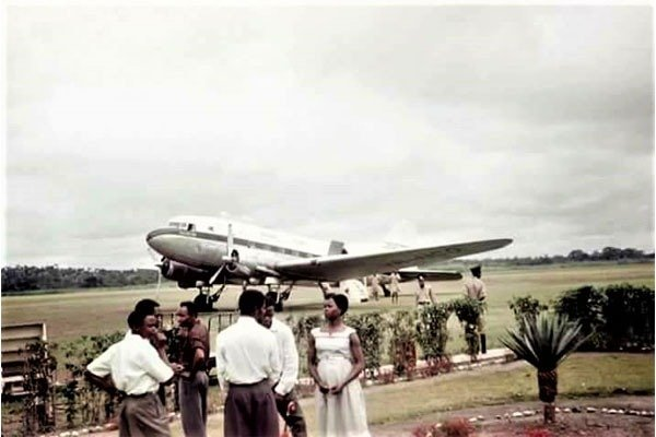 Enugu Airport in 1960Autojosh