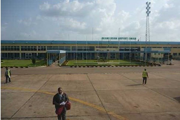 Enugu Airport in 1960 Autojosh